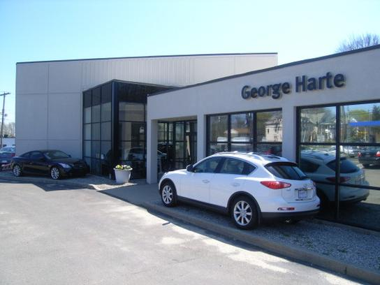 George Harte Nissan : West Haven, CT 06516 Car Dealership .