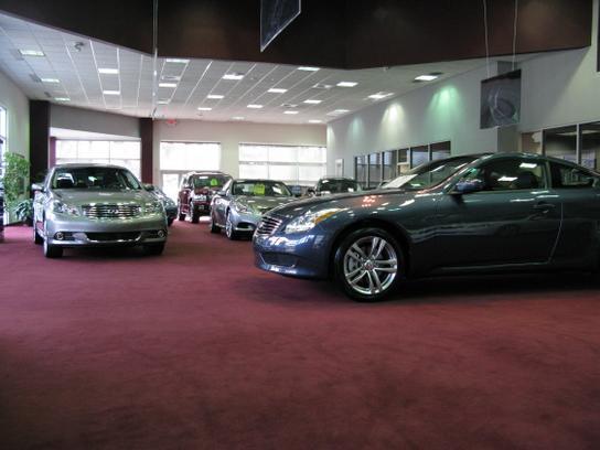 Ray Catena INFINITI of Bridgewater car dealership in