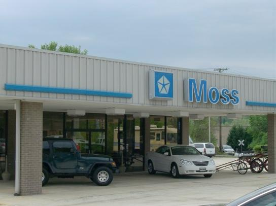 moss motor company south pittsburg tn 37380 1416 car