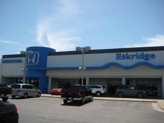 eskridge honda oklahoma city ok 73139 car dealership