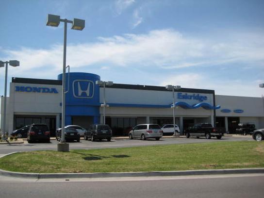 Eskridge honda oklahoma city ok 73139 car dealership for Honda dealers okc
