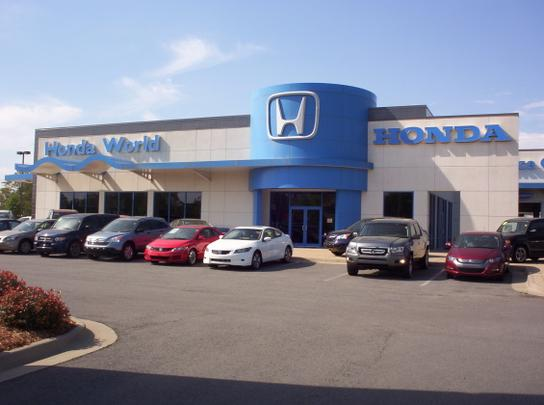 honda world car dealership in conway ar 72032 7116