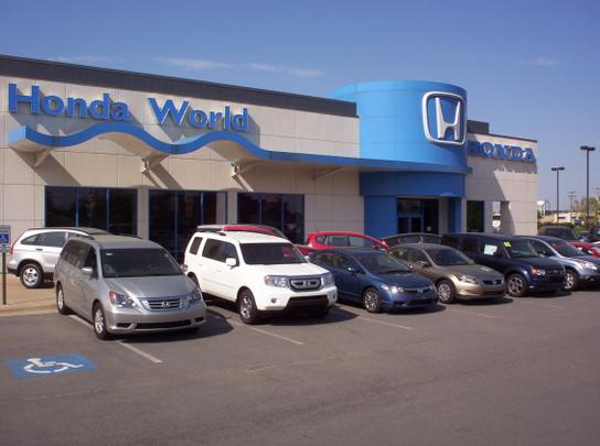 honda world conway ar 72032 7116 car dealership and