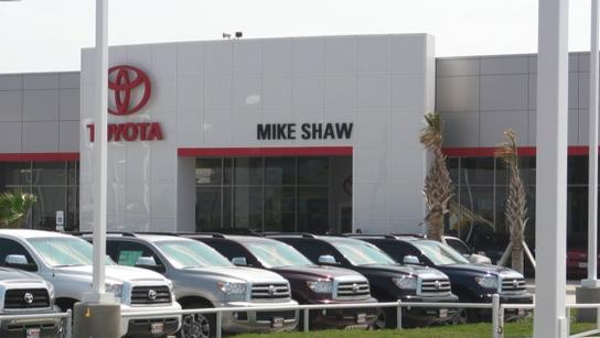 Mike Shaw Toyota 3