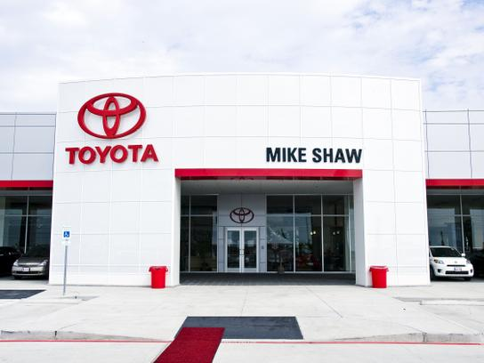 Mike Shaw Toyota