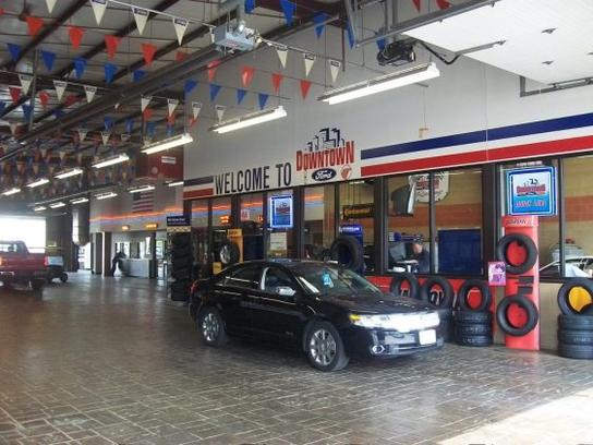 downtown ford lincoln canton oh 44702 car dealership and auto. Cars Review. Best American Auto & Cars Review