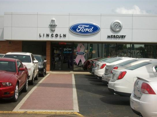 Ford dealership canton ohio for Loudon motors ford alliance oh