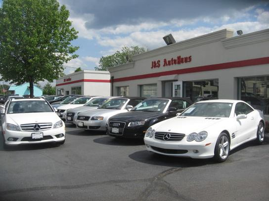 j s autohaus luxury used car dealer used mercedes benz
