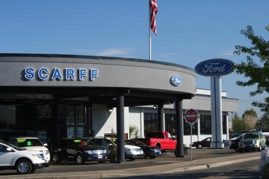 Way Scarff Ford Auburn Auburn Wa 98002 Car Dealership