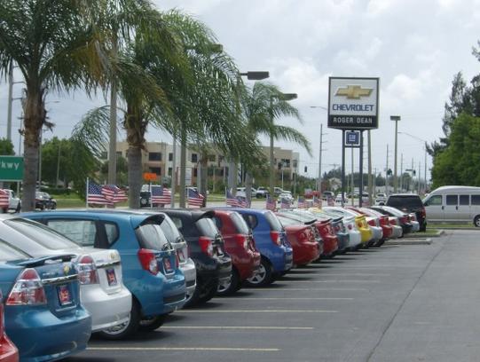 Roger Dean Chevrolet Cape Coral FL 2046 Car