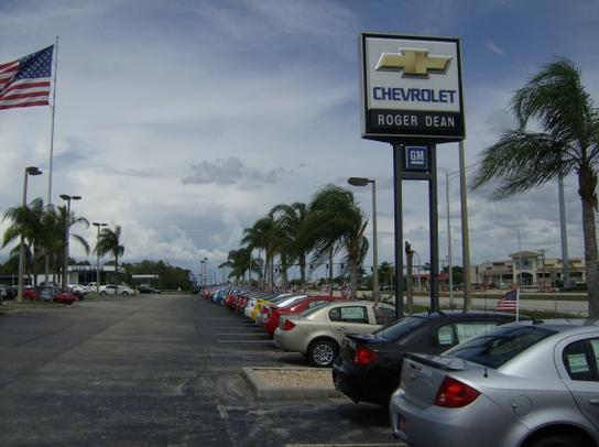 Roger Dean Chevrolet Used Cars Cape Coral Fl