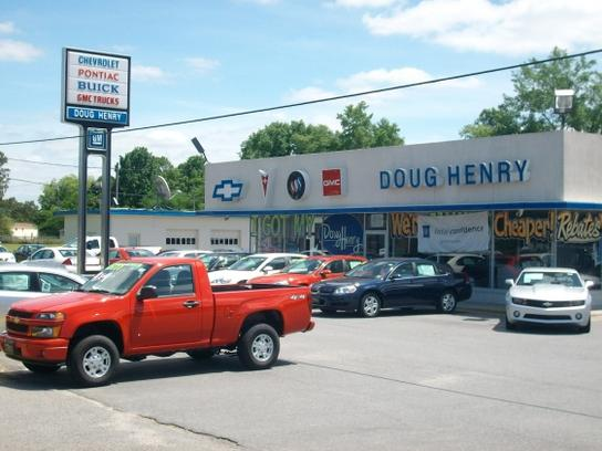 Doug Henry Chevrolet Buick GMC Farmville NC Car - Buick dealers in nc