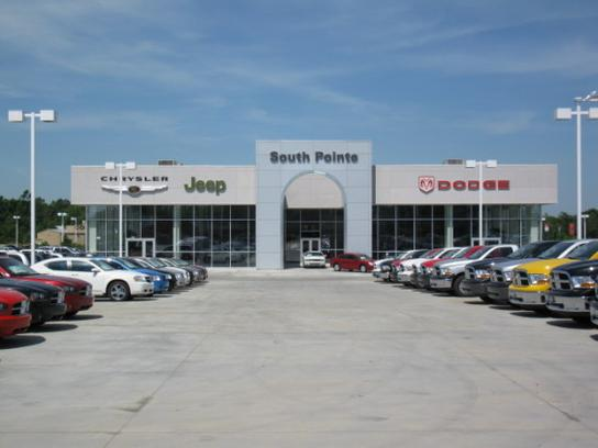 South Pointe Chrysler Jeep Dodge