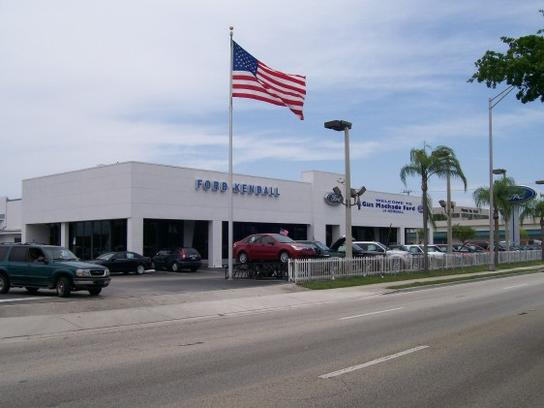 Gus Machado Ford Service >> Gus Machado Ford of Kendall car dealership in Miami, FL ...