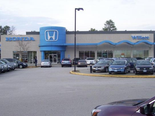 Willett Honda South