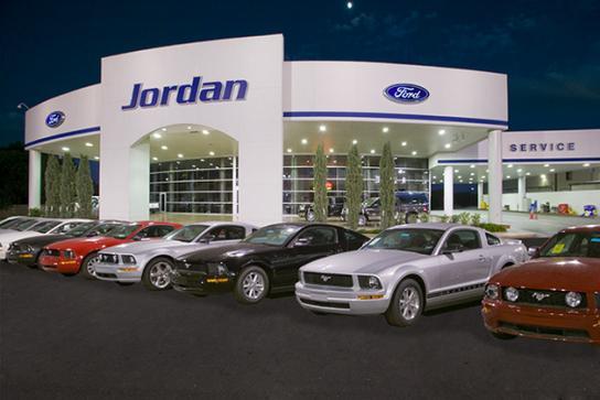 Jordan Ford San Antonio Tx 78233 2614 Car Dealership