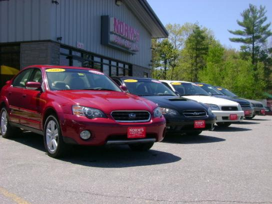 Norms Used Cars Wiscasset