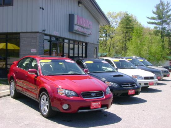 Norms Used Cars Service