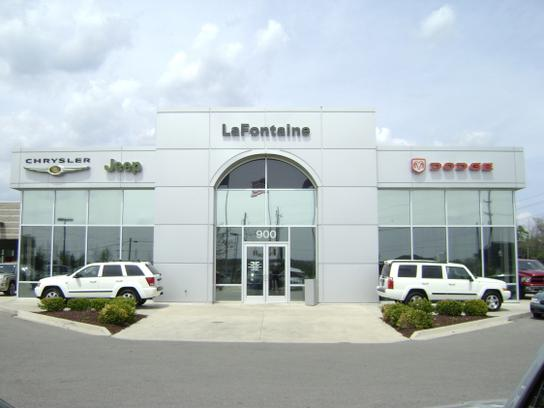 LaFontaine Chrysler Jeep Dodge Ram 1