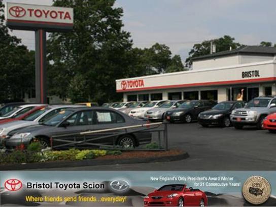 Cars For Sale Autotrader Bristol: Bristol Toyota Scion : Swansea, MA 02777 Car Dealership