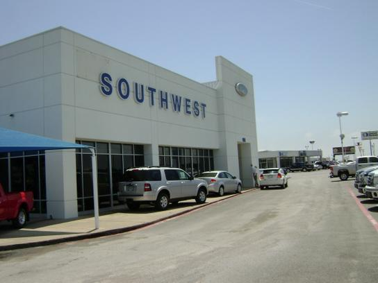southwest ford : greenville, tx 75402-7005 car dealership, and auto