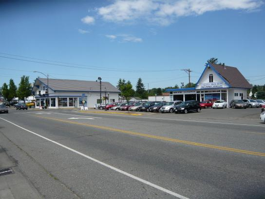 Chaplin's North Bend Chevrolet 2