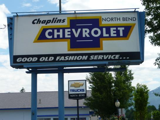 Chaplin's North Bend Chevrolet