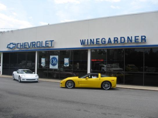 Jack Winegardner Chevrolet : Fort Washington, MD 20744 Car ...