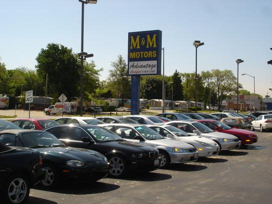m m motors inc west allis wi 53214 car dealership