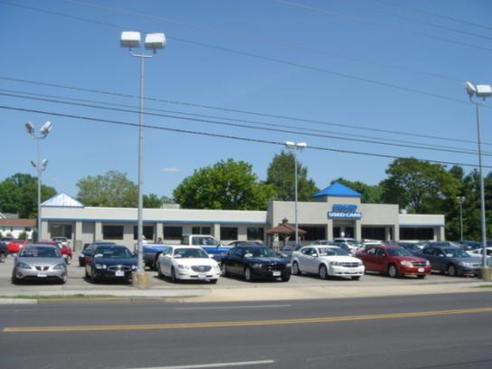 Berglund Used Cars Williamson Rd Roanoke Va >> Berglund Chevrolet Buick : Roanoke, VA 24012 Car Dealership, and Auto Financing - Autotrader