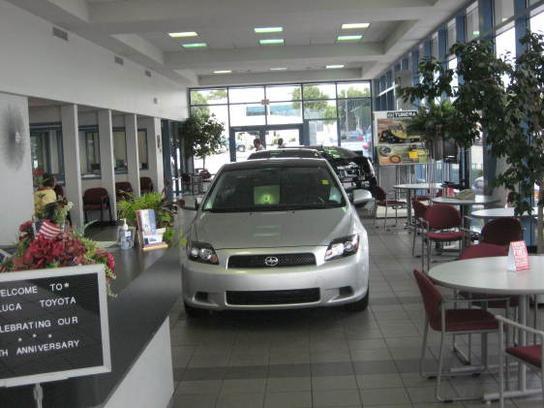 Deluca Toyota Ocala Fl 34471 Car Dealership And Auto