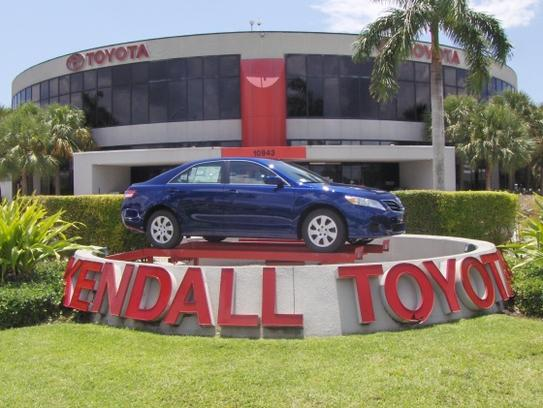 Auto Repair For Sale Miami: Miami Fl Toyota Dealer Kendall Toyota
