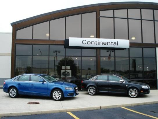 continental audi naperville il 60540 car dealership and auto financing autotrader. Black Bedroom Furniture Sets. Home Design Ideas