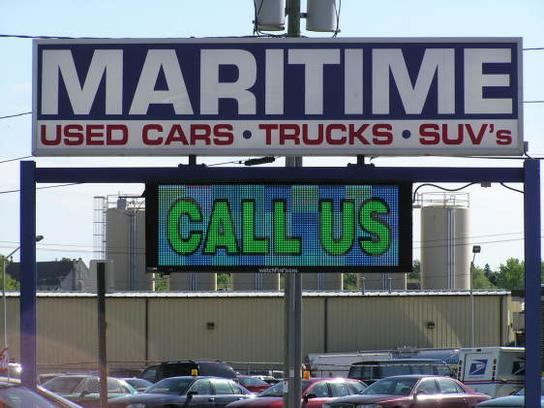 Maritime Ford-Lincoln Inc & Maritime Ford-Lincoln Inc : Manitowoc WI 54220 Car Dealership ... markmcfarlin.com