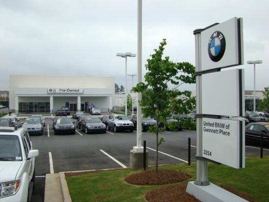 United BMW of Gwinnett 1