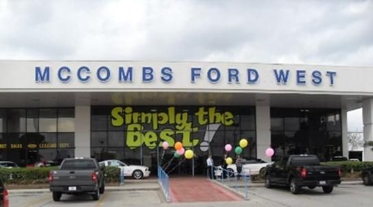 mccombs ford west san antonio tx 78238 car dealership and auto financing autotrader. Black Bedroom Furniture Sets. Home Design Ideas
