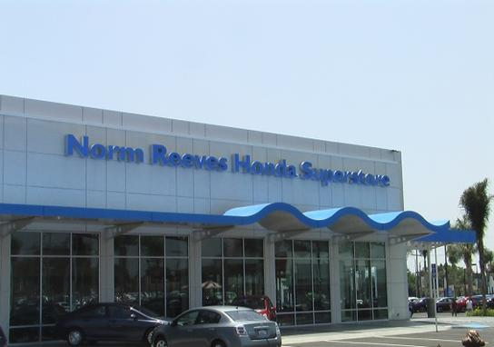 Norm Reeves Honda Superstore West Covina  West Covina CA 91791