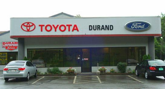 Durand Toyota & Ford