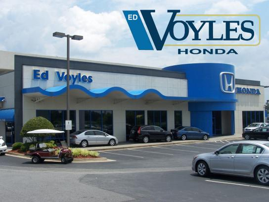 ed voyles honda car dealership in marietta ga 30067