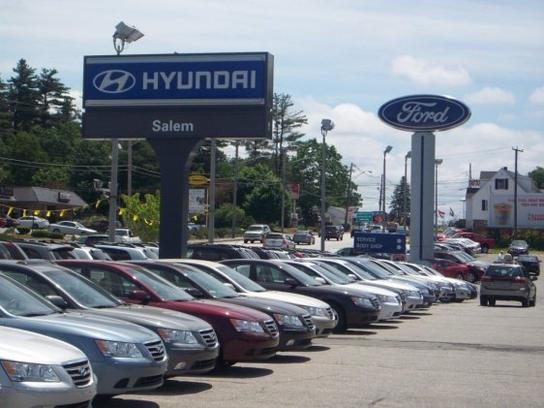 Salem Ford Hyundai