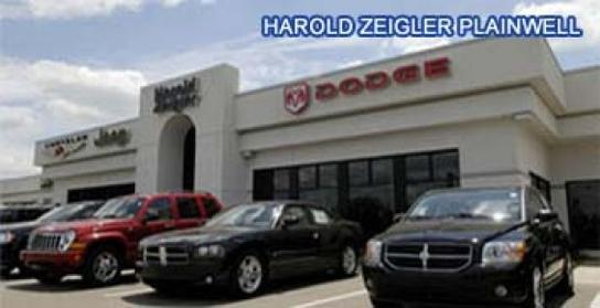 Harold Zeigler Chrysler Dodge Jeep Mi Plainwell Mi
