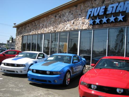 five star dealerships aberdeen wa 98520 0304 car