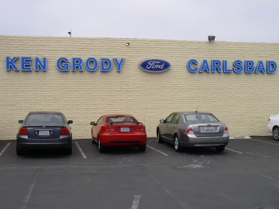 Ken Grody Ford of Carlsbad  Carlsbad CA 92008 Car Dealership