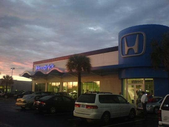 Used Car Dealerships In Charleston Sc >> Hendrick Honda of Charleston : Charleston, SC 29407 Car ...