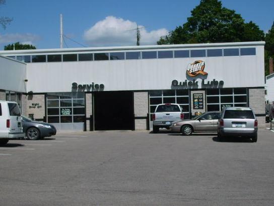 Deur speet motors inc car dealership in fremont mi for Fremont motors service department