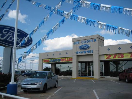 Joe Cooper Ford Used Cars >> Joe Cooper Ford Shawnee Ok | 2018, 2019, 2020 Ford Cars