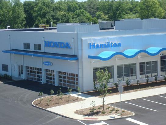 Hamilton honda hamiltion nj 08691 car dealership and for Nj honda dealers