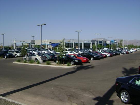 Sands Chevrolet Surprise Az 85388 9602 Car Dealership