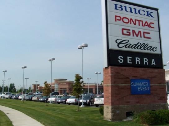 Serra Buick GMC Cadillac : Washington, MI 48095 Car ...