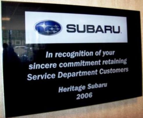 Heritage VW - Subaru 3